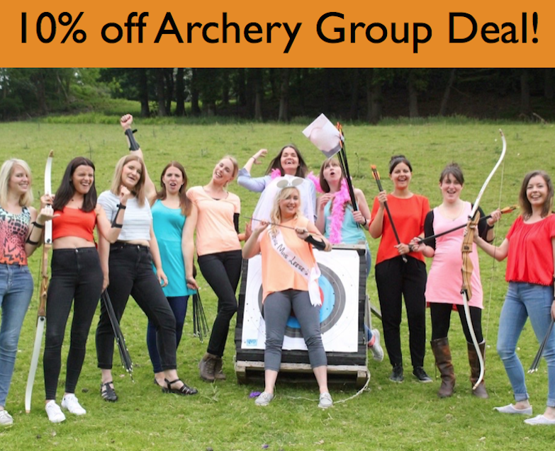 Archery group deal
