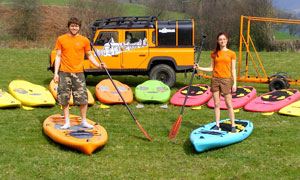About Stand Up Paddle Board UK