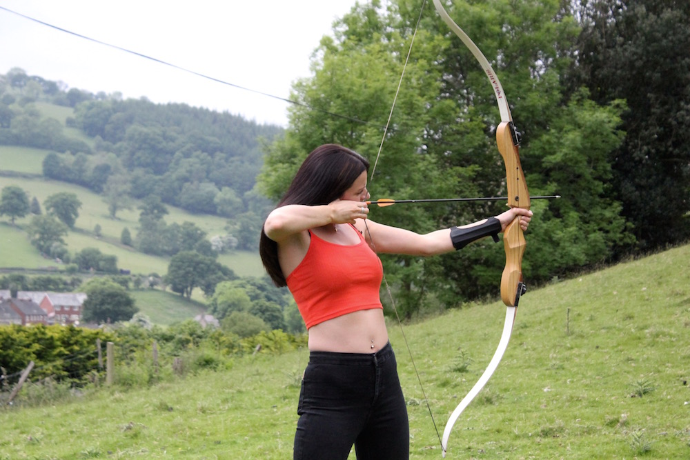Hen Archery North Wales Party