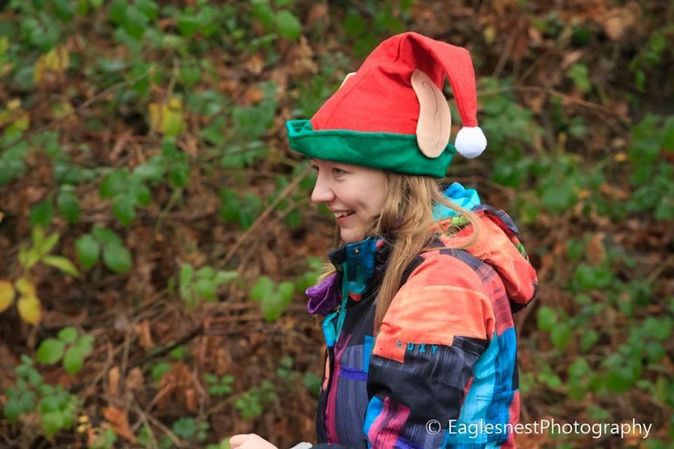 Christmas Elf sup