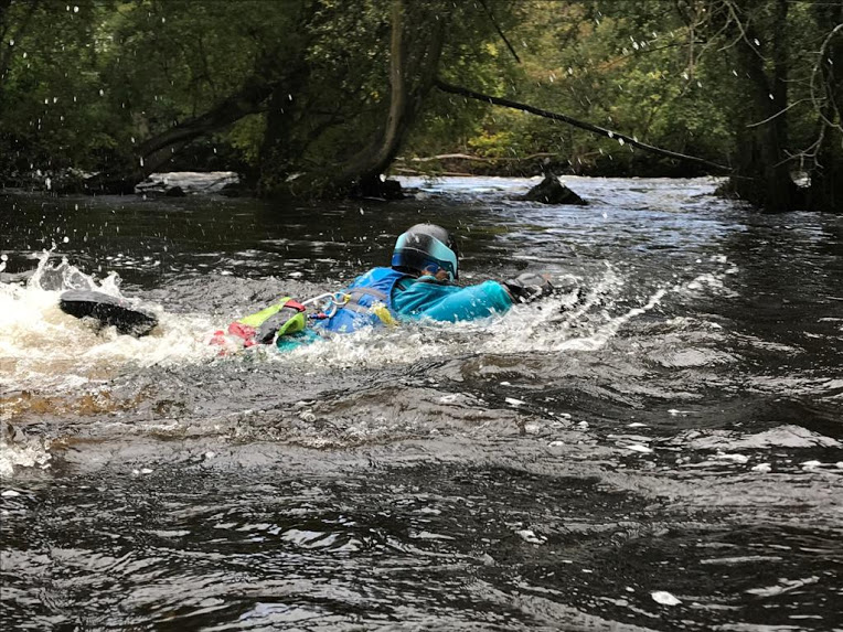 White Water Safety and Rescue Swim